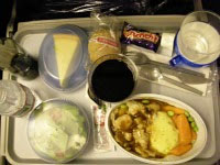 Remember when they used to have a hot meal on the plane? British Airways does... and they ROCK!)