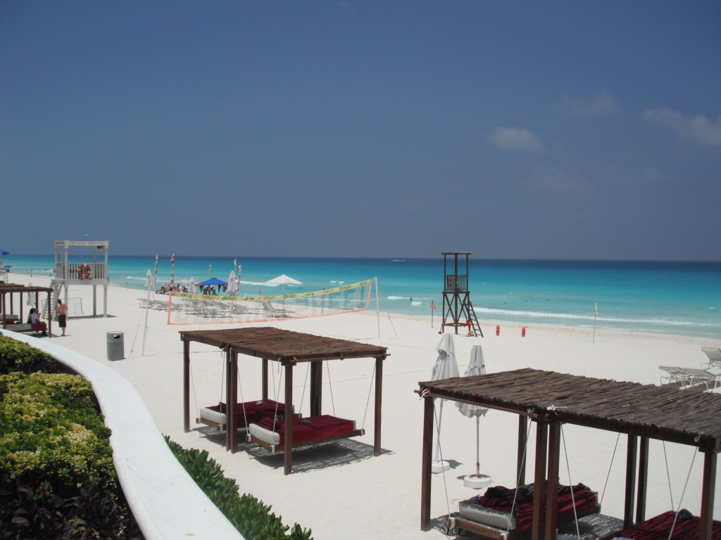 Sandos cancun luxury wedding