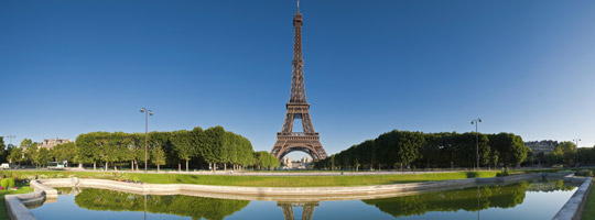 Eiffel Tower -  Photo Credit: Apple Vacations