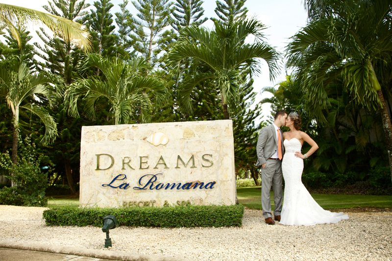 Denis & Ina – Dreams La Romana – Photography by: Neri Photo