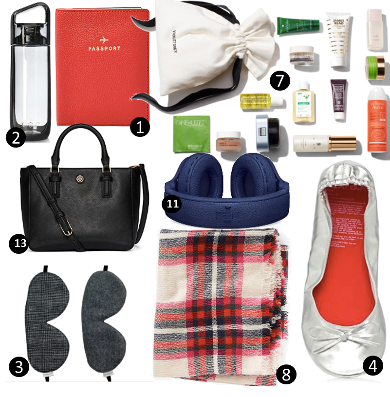 Fun must-haves for any jetsetter!